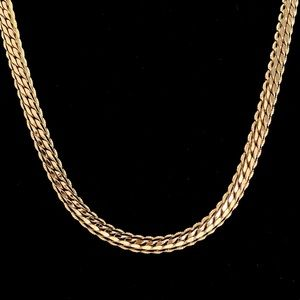 Vintage Gold Necklace